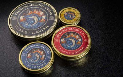 Code Couleur des Boites de Caviar