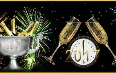 Le réveillon du nouvel an